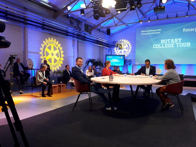 Rotaract Scheveningen @ Rotary College Tour