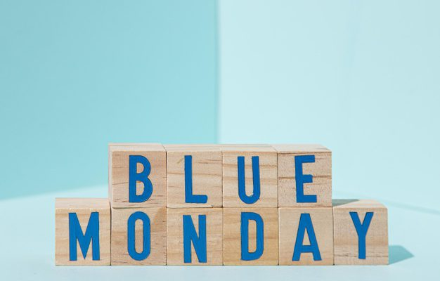 Blue Monday during COVID-19