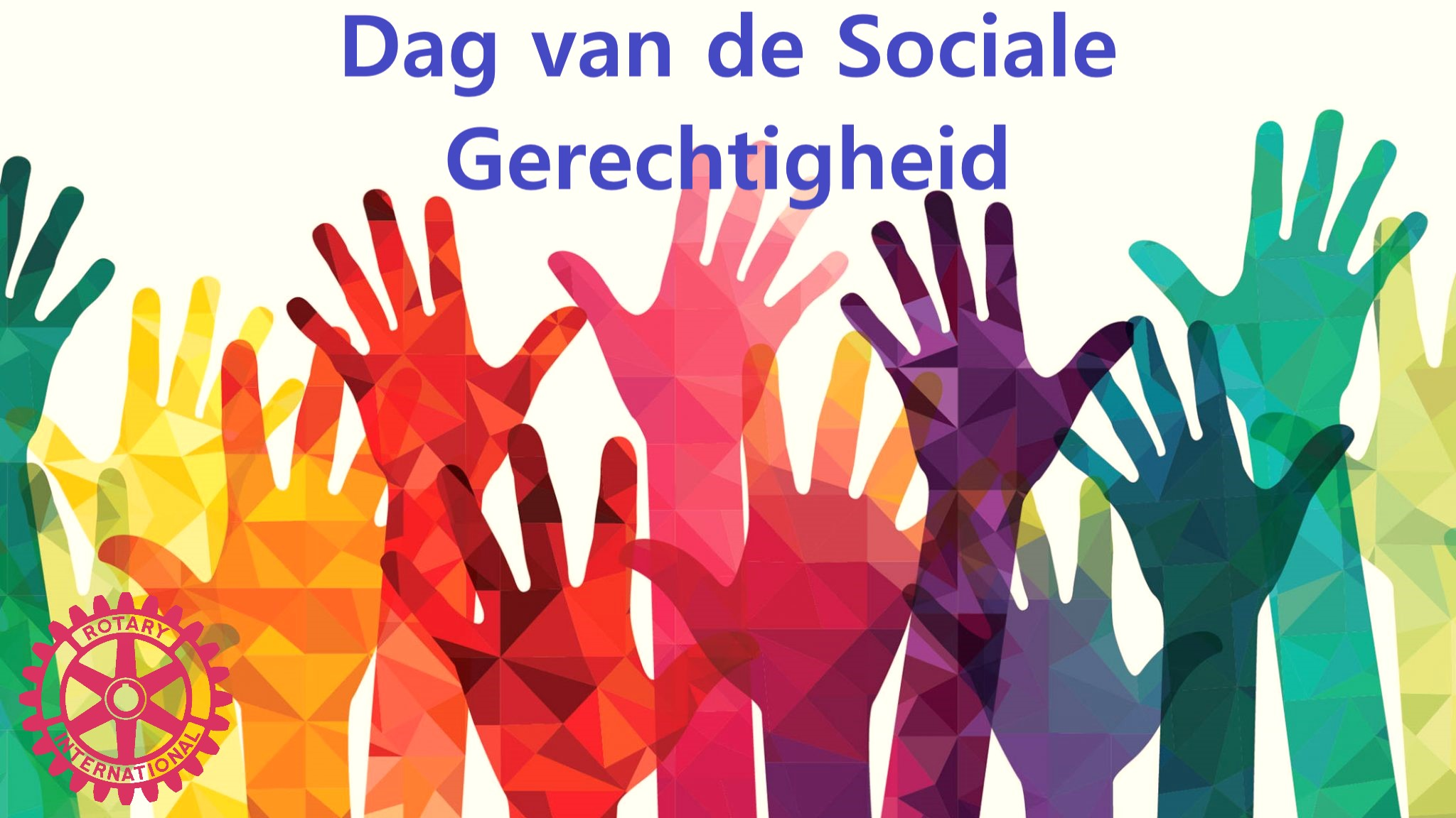 Internationale Dag van de Sociale Gerechtigheid – 20 februari