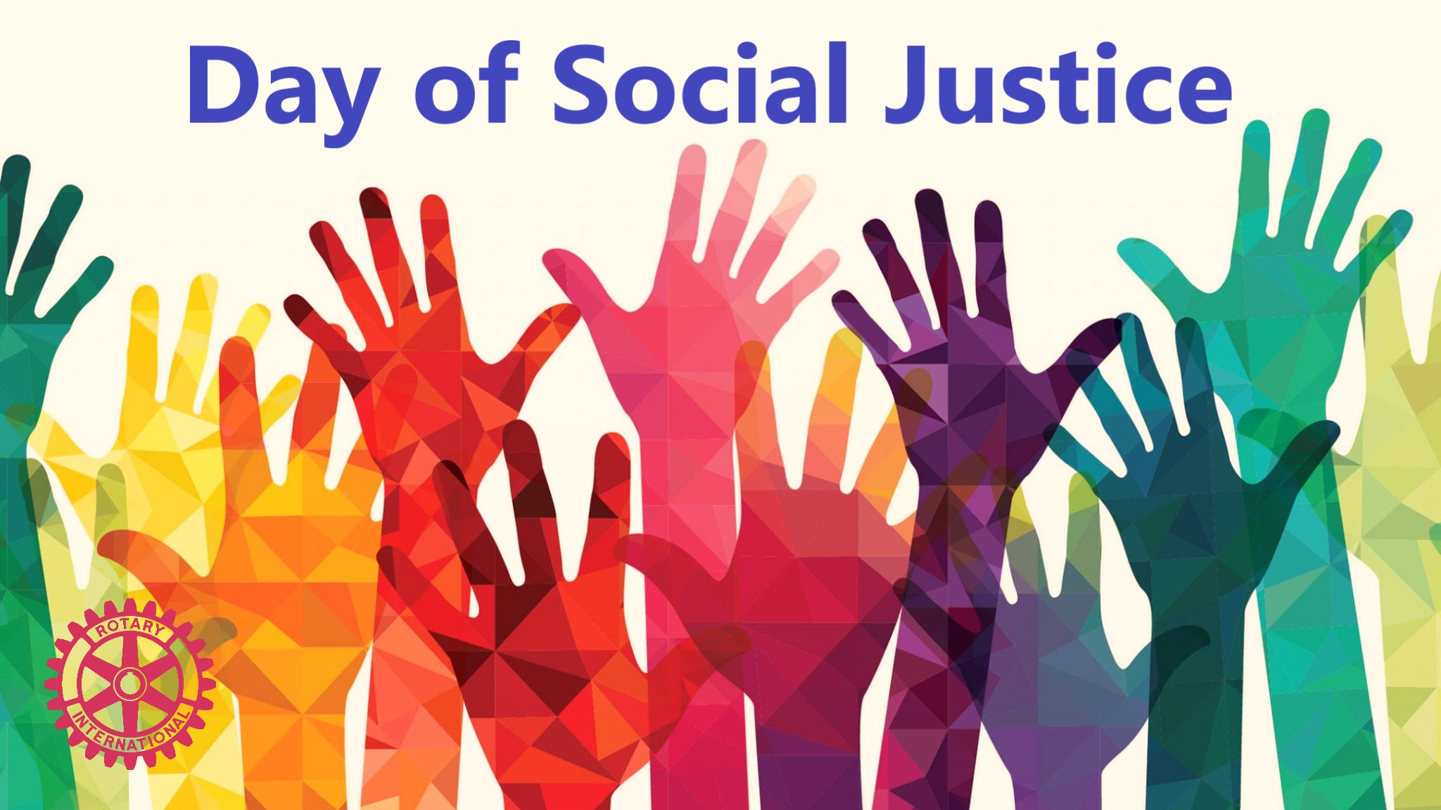 World Day of Social Justice – 20th February