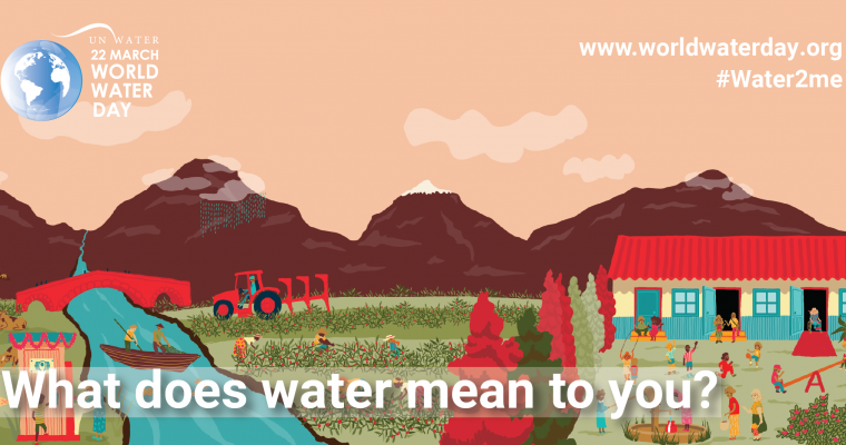 World Water Day – March 22, 2021